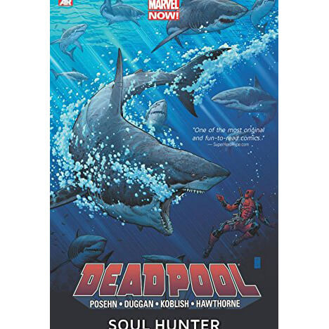Marvel Now Deadpool: Soul Hunter - Volume 2 Graphic Novel
