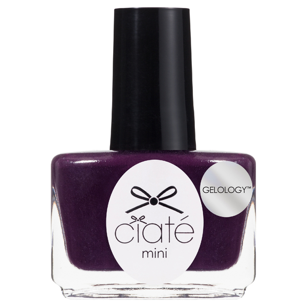 Ciaté London Gelology Mini Nail Varnish - Reign Supreme 5ml