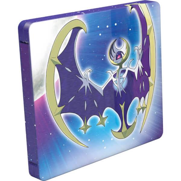 Pokémon Lune Édition Fan (Jeu + Steelbook)