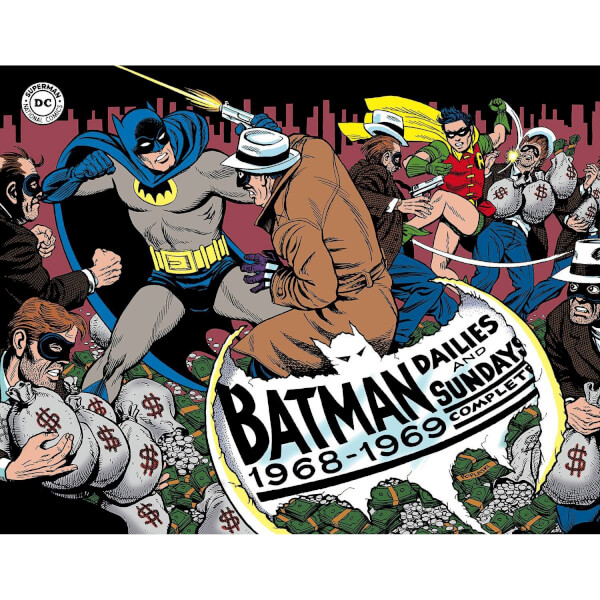 Batman: Silver Age Newspaper Comics - Volume 2 Graphic Novel