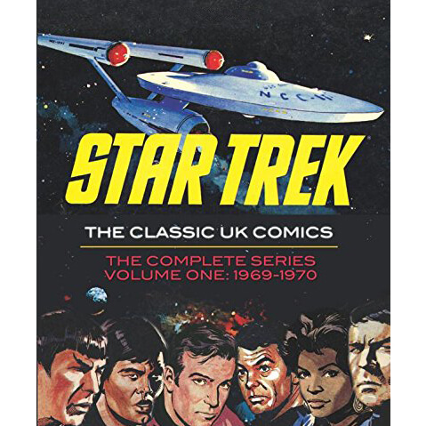 Star Trek Classics - Volume 1 Graphic Novel