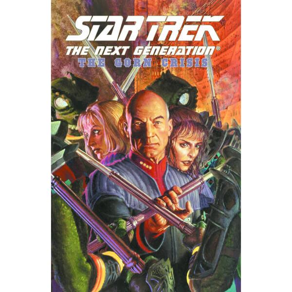 Star Trek Classics: Gorn Crisis - Volume 1 Graphic Novel