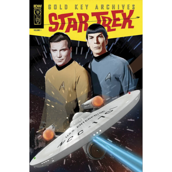 Star Trek: Gold Key Archives - Volume 1 Graphic Novel