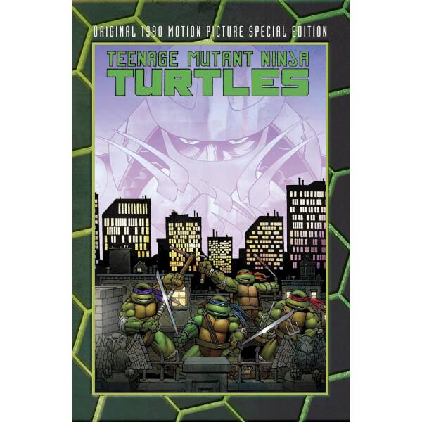 Teenage Mutant Ninja Turtles: Original Motion Picture Graphic Novel