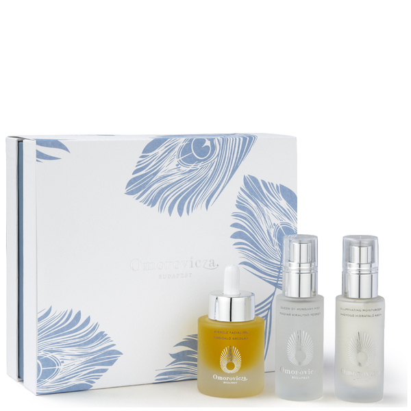 Omorovicza The Miracle Facial Set (Worth £140)