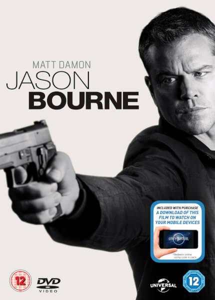 Jason Bourne (Includes UltraViolet Copy)