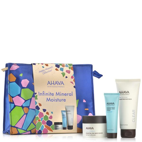 AHAVA Happy Minerals Hydration Essentials Set