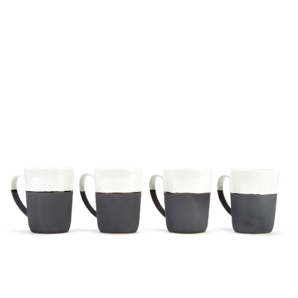 Broste Copenhagen Esrum Stoneware Mug (Set of 4)