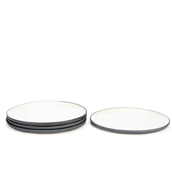 Broste Copenhagen Esrum Side Plate (Set of 4)