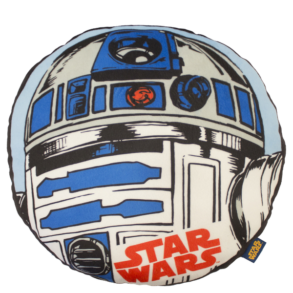 Coussin Rond R2-D2 Star Wars - 40 x 40cm