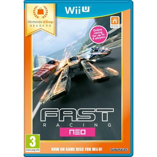 Nintendo eShop Selects FAST Racing NEO