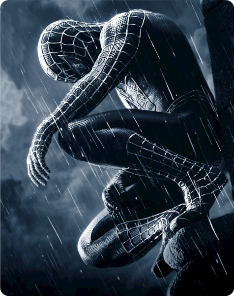 spiderman 3 book report Venom will be sony's attempt to break into r-rated comic book films: report katharine off its amazing spider-man rated comic book movies that.