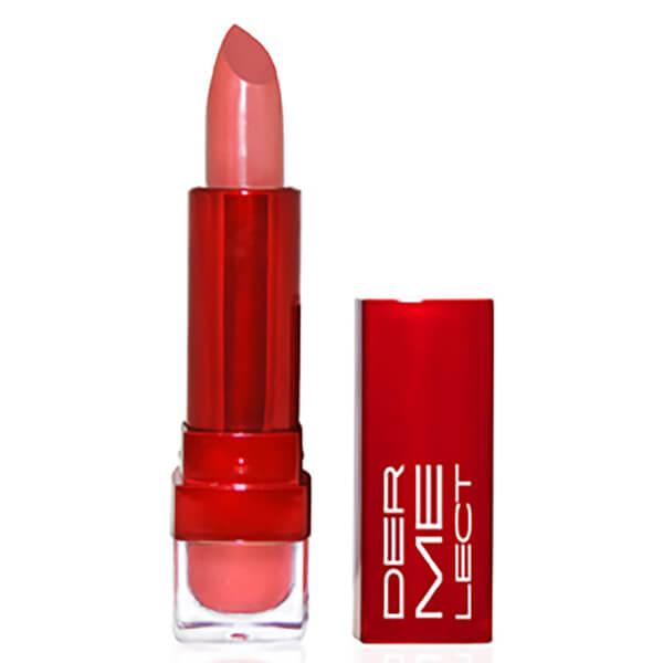 Dermelect Smooth and Plump Lipstick - Incognito Peachy Rose