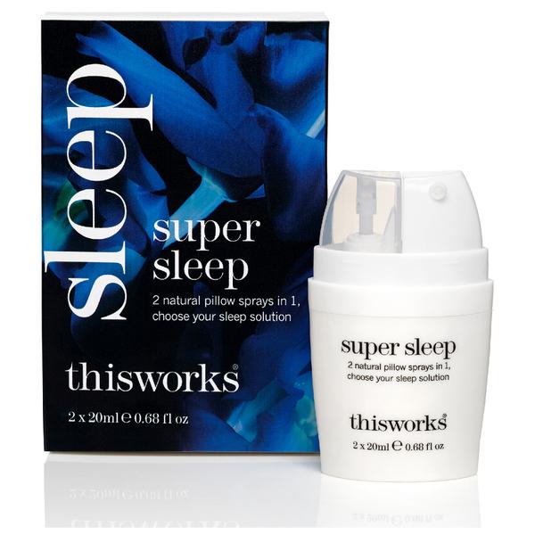 this works Super Sleep Dual Pillow Spray 40ml