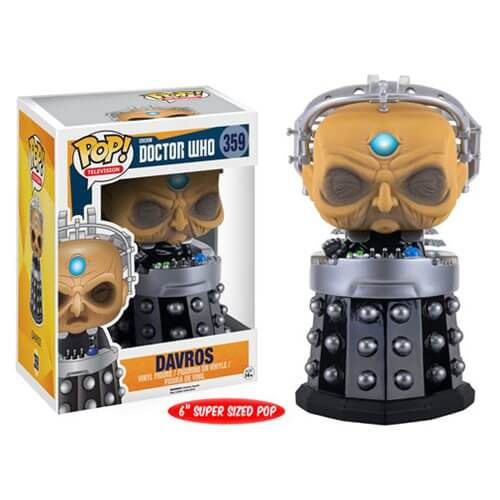 Figurine Pop! Davros Doctor Who