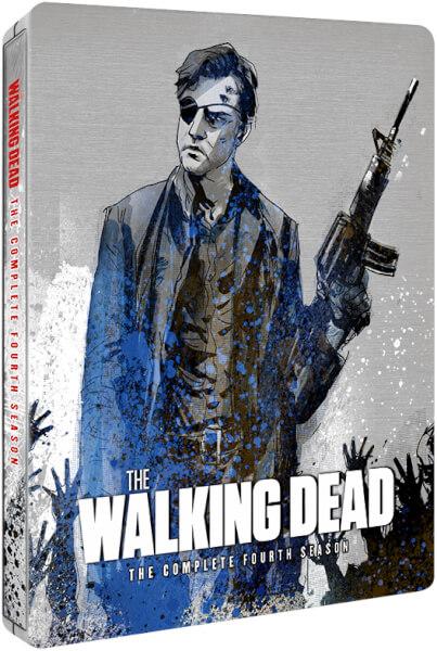 The Walking Dead Season 4 - Limited Edition Steelbook (UK EDITION)
