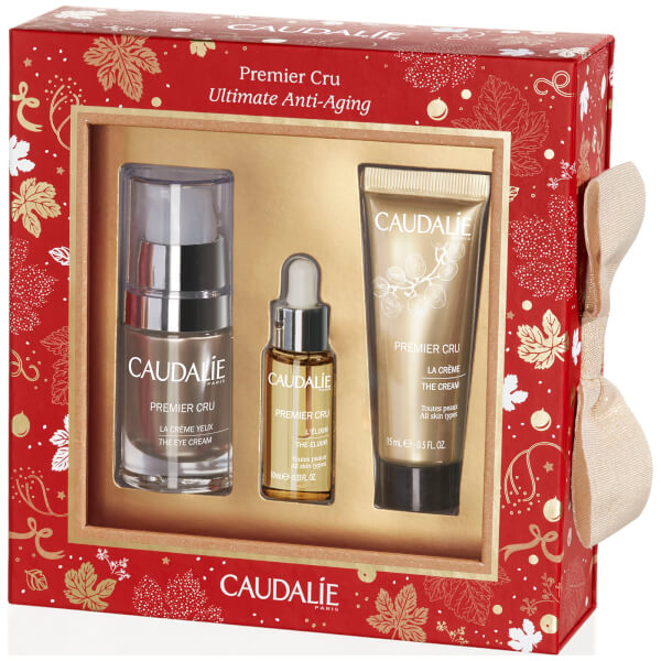 Caudalie Premier Cru Ultimate Anti-Ageing Christmas Set (Worth £71)