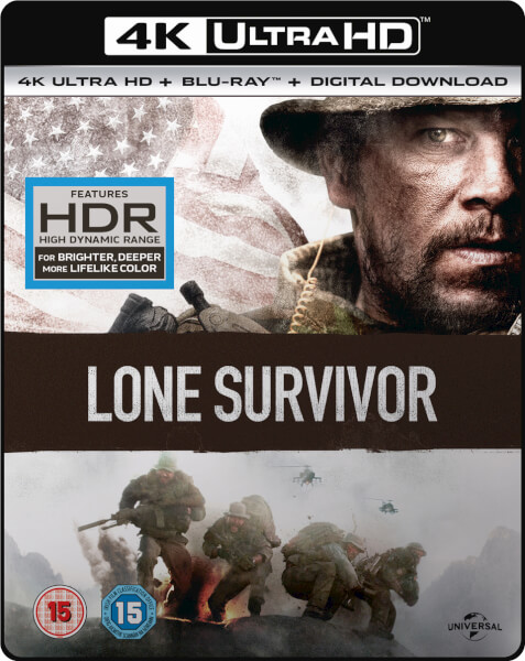 Lone Survivor - 4K Ultra HD (Includes UltraViolet Copy)