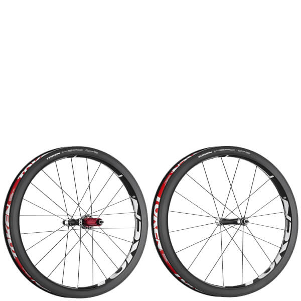 Token Hero 45mm Full Carbon Clincher Wheelset