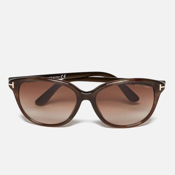 Tom Ford Women's Karmen Sunglasses - Tortoise