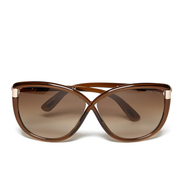 Tom Ford Women's Abbey Sunglasses - Brown