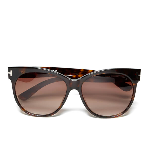 Tom Ford Women's Saskia Sunglasses - Brown