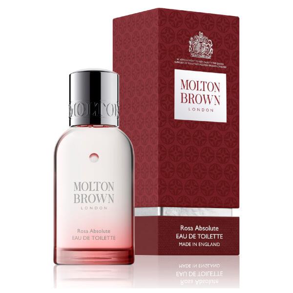 Molton Brown Rosa Absolute Eau de Toilette 50ml
