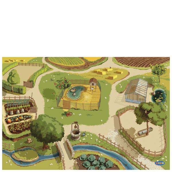 Papo Farmyard Friends: Farm Playmat