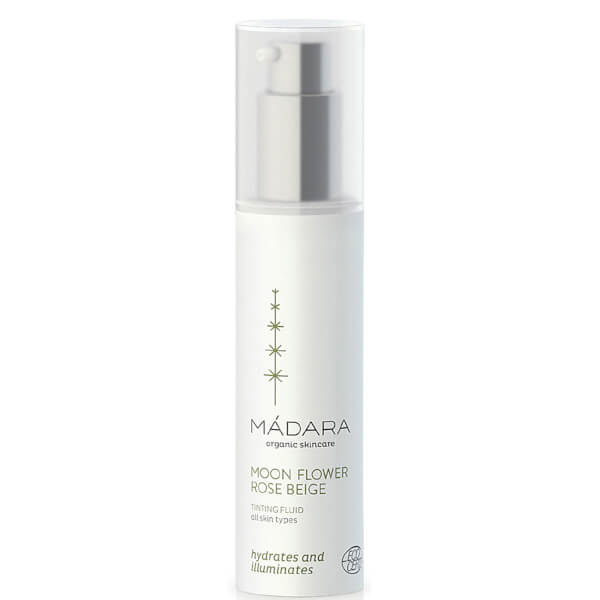 MÁDARA Moon Flower Rose Beige Tinting Fluid 50ml