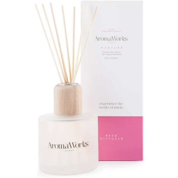 AromaWorks Nurture Reed Diffuser 200ml