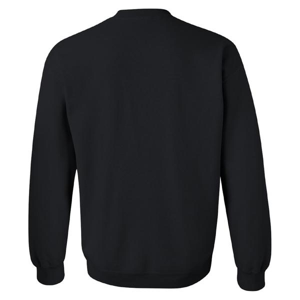 DC Comics Men's Batman Batsanta Christmas Sweatshirt - Black ...