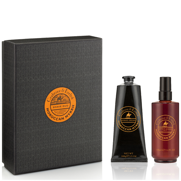 Crabtree & Evelyn Men's Moroccan Myrrh Duo