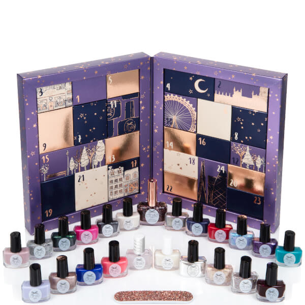 ciat london mini mani month 2016 nagellack adventskalender gratis lieferservice weltweit. Black Bedroom Furniture Sets. Home Design Ideas