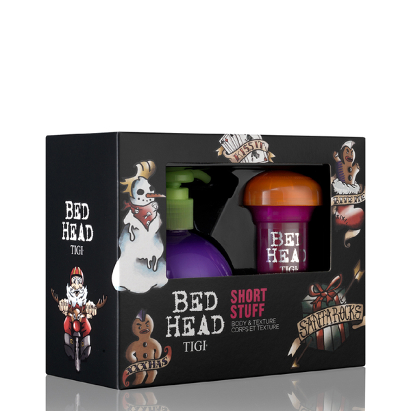 TIGI Bed Head Short Stuff Texture Gift Set (Worth £34.16)