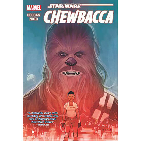 Star Wars: Chewbacca Paperback Graphic Novel
