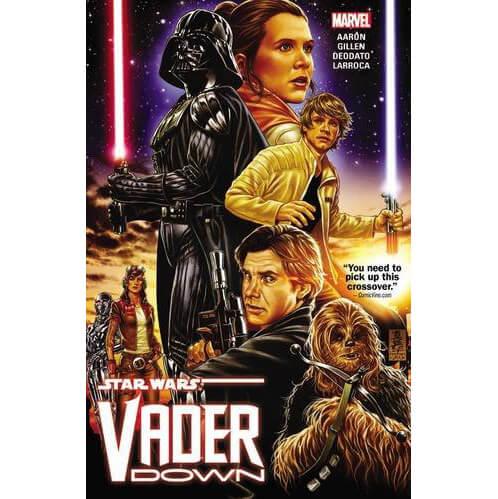Star Wars: Vader Down Paperback Graphic Novel