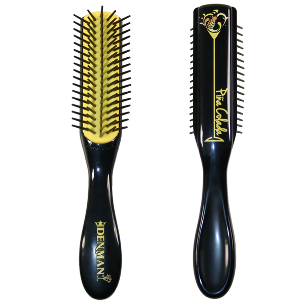 Denman D14 Pina Colada Hair Brush