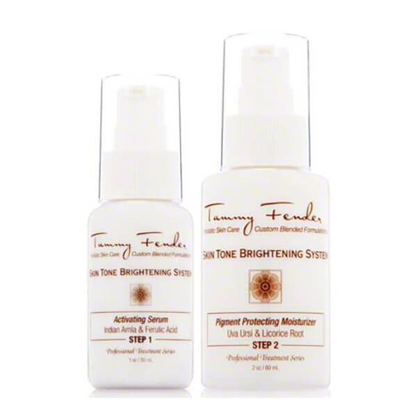 Tammy Fender Skin Tone Brightening System (Step 1 & 2)