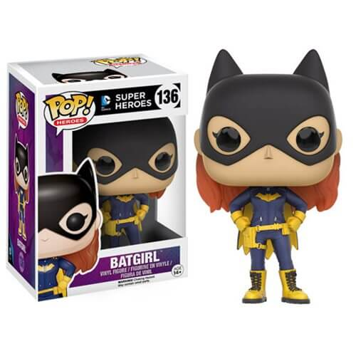 Batman Batgirl 2016 Version Pop! Vinyl Figure