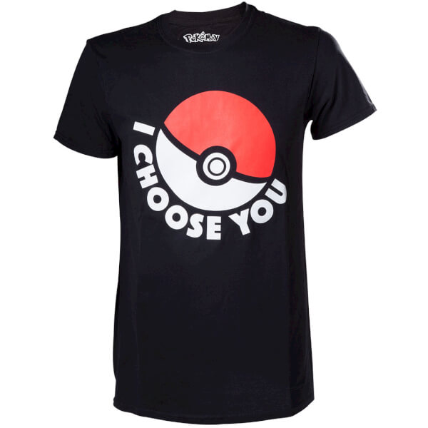 Pokémon I Choose You T-Shirt
