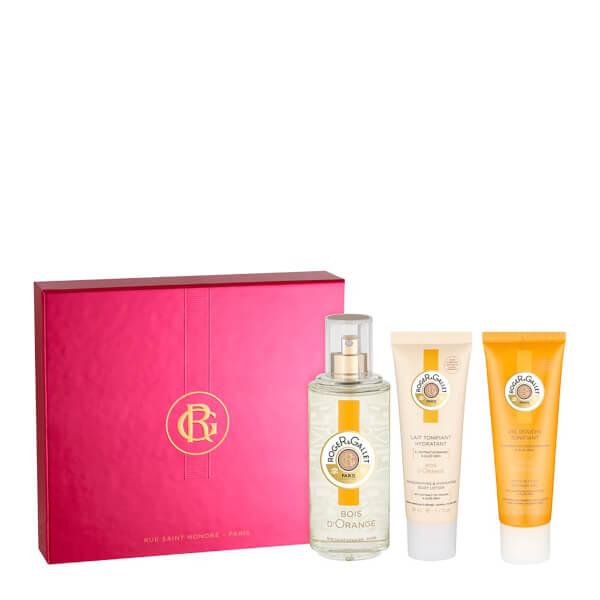 Roger&Gallet Bois d'Orange Deluxe Fragrance Coffret 100ml
