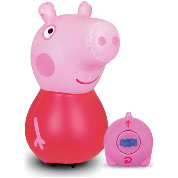 Peppa Pig Télécommandée et Gonflable