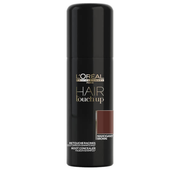 L'Oreal Professionnel Hair Touch Up - Mahogany Brown (75ml)