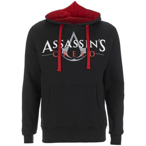 Assassin's Creed Men's Logo Hoody - Black