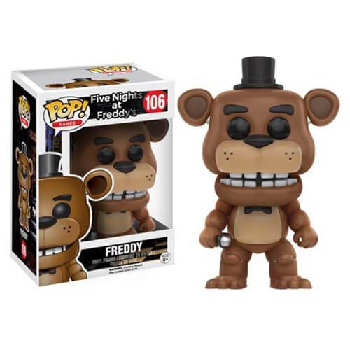 Figurine Pop! Freddy Five Nights at Freddy's