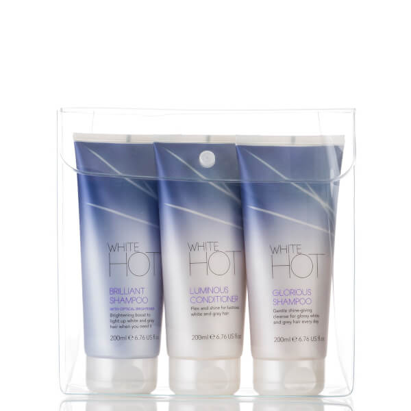 White Hot Regime Gift Set (Worth £36)