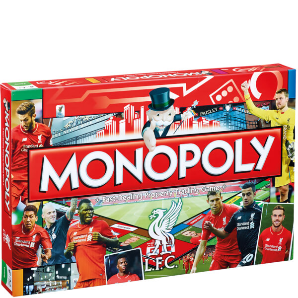 Monopoly - Liverpool F.C. Edition