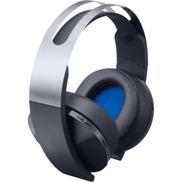 Sony PlayStation 4 Platinum Wireless Headset Games