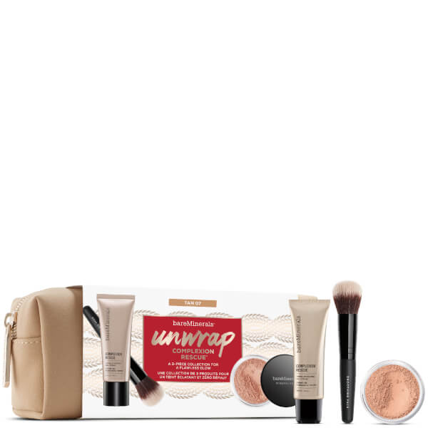 bareMinerals Unwrap a Flawless Glow Complexion Rescue™ Collection - Tan