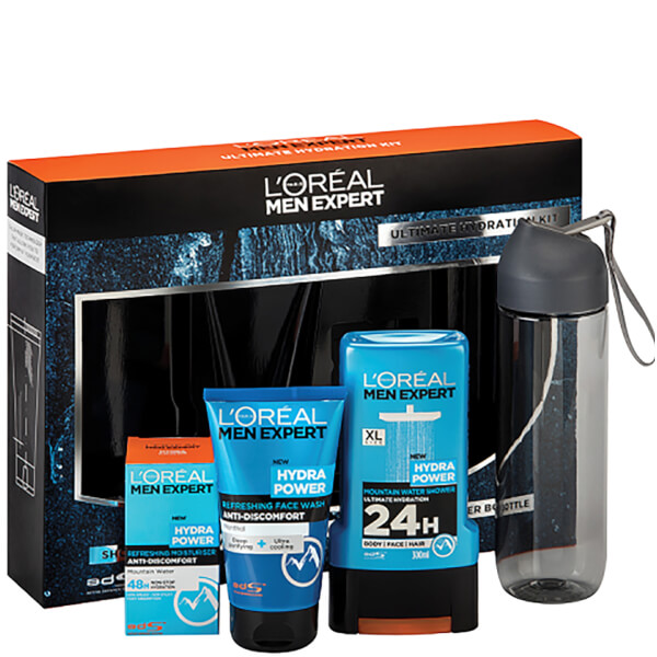 L'Oréal Paris Men Expert Hydra Power Lote de Regalo